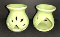 Picture of Oil burner - Diamond shapes