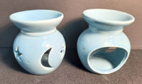 Picture of Oil burner - Moon & Stars - OUT of STOCK