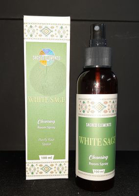 Picture of Sacred Elements - White sage room spray - 100ml