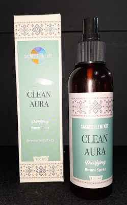 Picture of Sacred Elements - Clean Aura room spray - 100ml
