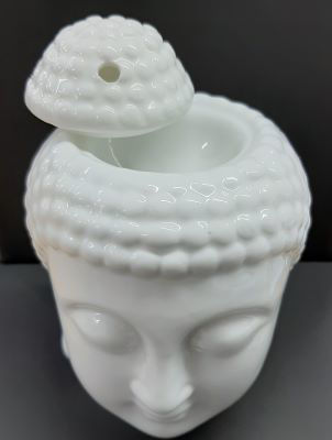Picture of Oil burner - Buddha with cap