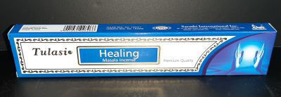Picture of Tulasi - Healing masala incense